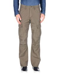 Carhartt - Green Casual Pants for Men - Lyst