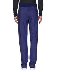 Armani Jeans - Blue Casual Pants for Men - Lyst