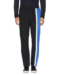 EA7 Black Casual Pants for men