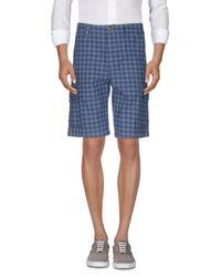 Quiksilver Blue Bermuda Shorts for men