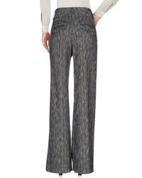 French Connection - Black Casual Trouser - Lyst