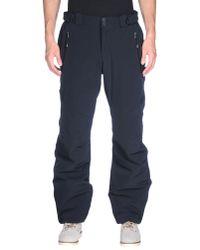 EA7 | Black Ski Pants for Men | Lyst