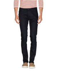 Dolce & Gabbana Blue Denim Pants for men