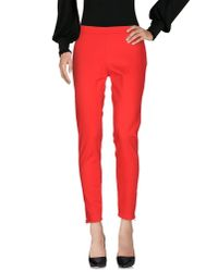 Designers Remix | Red Casual Pants | Lyst