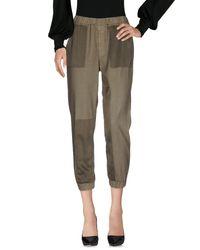 Liis Japan Green Casual Pants
