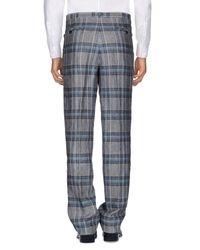 Rota Gray Casual Trouser for men