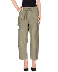 NLST Green Casual Trouser