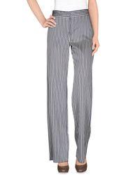 Marella Blue Casual Trouser