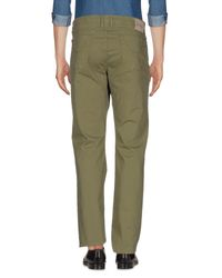 Jeckerson - Green Casual Trouser for Men - Lyst