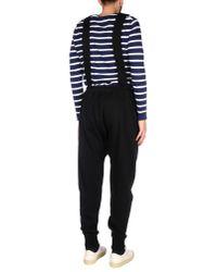 Balmain Black Casual Pants for men