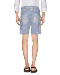 Scotch & Soda - Blue Shorts for Men - Lyst