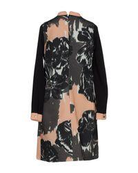 Maliparmi Gray Short Dress