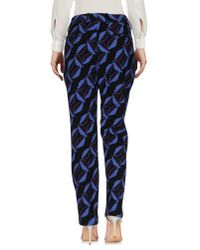 Marni | Black Casual Trouser | Lyst