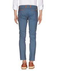 Dimattia - Blue Casual Pants for Men - Lyst