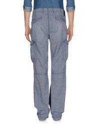 Scotch & Soda | Blue Casual Pants for Men | Lyst