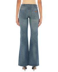 Pantalones vaqueros Wrangler de color Blue