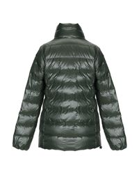 Duvetica Green Down Jacket