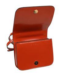 Marni Orange Handbag