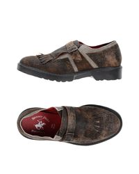 Beverly Hills Polo Club Brown Loafer for men