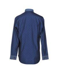Etro Blue Shirt for men