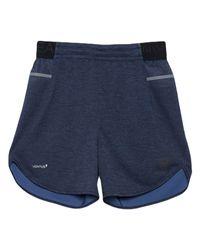 EA7 Blue Shorts for men
