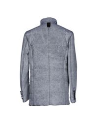 Billionaire Gray Jacket for men