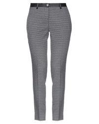 Brian Dales Gray Casual Pants