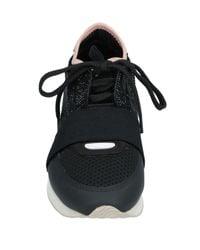 Lola Cruz Black Low Sneakers & Tennisschuhe