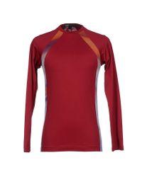 Y-3 | Purple T-shirt for Men | Lyst