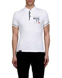 Helly Hansen - White Polo Shirt for Men - Lyst