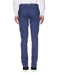 Pantalone di Incotex in Blue da Uomo