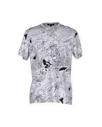 Markus Lupfer | Gray T-shirt | Lyst