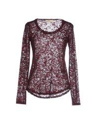 Étoile Isabel Marant - Purple T-shirt - Lyst