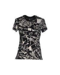 McQ | Gray T-shirt | Lyst