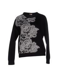P.A.R.O.S.H. - Black Sweatshirt - Lyst