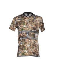 Iuter Gray T-shirt for men