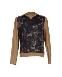 Antonio Marras Brown Sweatshirt for men