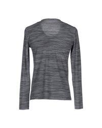 D.r Shirt - Gray T-shirt - Lyst