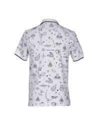 Markus Lupfer - White Polo Shirt for Men - Lyst