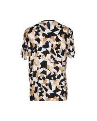 Givenchy | Black T-shirt for Men | Lyst