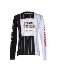 Opening Ceremony White T-shirt for men