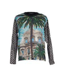 Dolce & Gabbana - Gray T-shirt for Men - Lyst