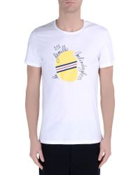 Éditions MR | White T-shirt for Men | Lyst