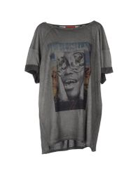 Manila Grace Gray T-shirt