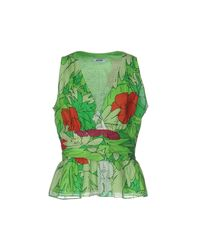 Boutique Moschino   Green Top   Lyst