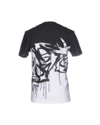 McQ - Black T-shirt for Men - Lyst