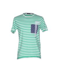Retois - Green T-shirt for Men - Lyst