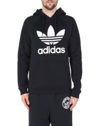 Adidas Black Sweatshirt for men