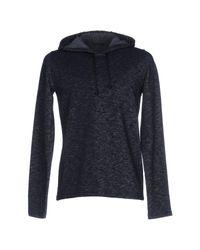 Roberto Collina | Blue Sweatshirt for Men | Lyst
