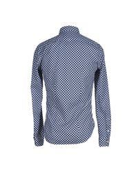 Brian Dales Blue Shirt for men